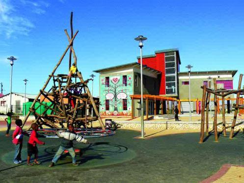 Khayelitsha Playground