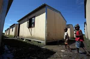 Anger over Eastern Cape housing delays