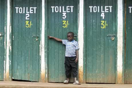 Lack of public toilets in Kigali City