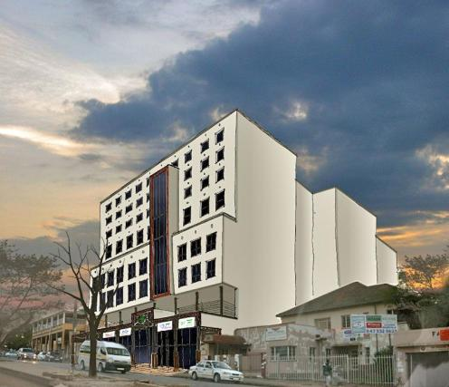 Artist impression of the new FAWU building