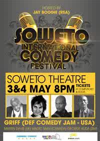 Soweto International Comedy Festival