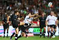 The Southern Kings in Super Rugby action